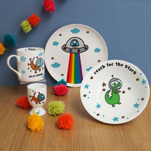 Cosmic Breakfast Set